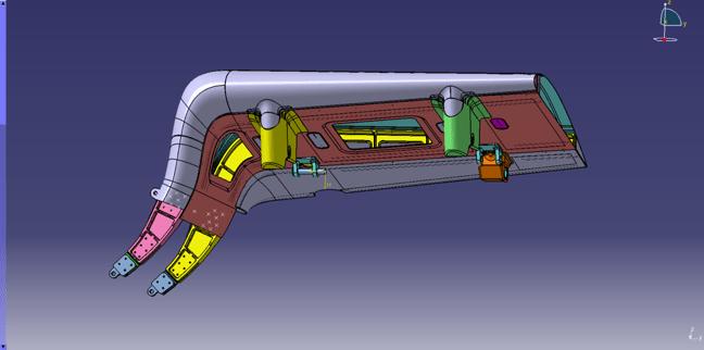 3D Catia Model