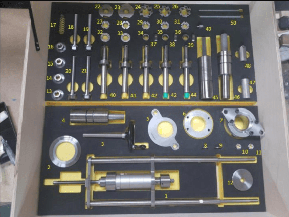 helicopter toolkit